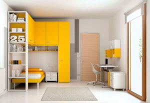 пример 1 мебель для детской комнаты на заказ