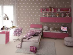 пример 10 мебель для детской комнаты на заказ
