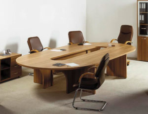 пример 10 стол для конференций на заказ