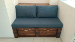 пример 11 мебель на балкон на заказ