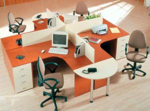 пример 12 мебель для офиса на заказ