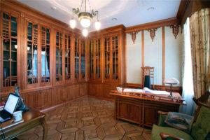 пример 13 мебель для кабинета на заказ