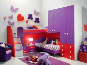 пример 16 мебель для детской комнаты на заказ