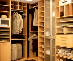 пример 16 мебель для гардеробной комнаты на заказ