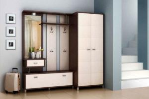 пример 16 мебель для прихожей на заказ