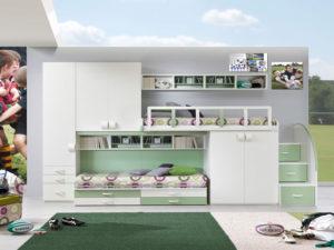 пример 19 мебель для детской комнаты на заказ