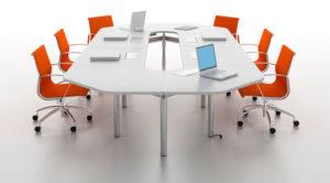 пример 2 стол для конференций на заказ