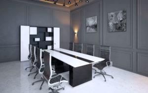 пример 20 стол для конференций на заказ