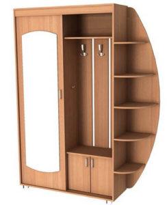 пример 20 мебель для прихожей на заказ