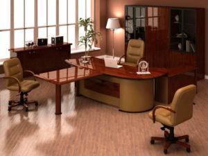 пример 23 мебель для кабинета на заказ