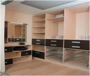пример 24 мебель для гардеробной комнаты на заказ