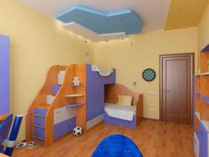 пример 25 мебель для детской комнаты на заказ