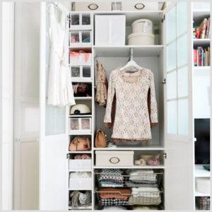 пример 25 мебель для гардеробной комнаты на заказ