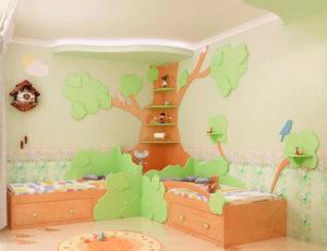 пример 26 мебель для детской комнаты на заказ