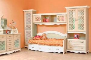 пример 27 мебель для детской комнаты на заказ