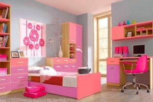 пример 29 мебель для детской комнаты на заказ