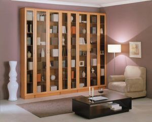 пример 3 книжный шкаф на заказ