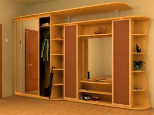пример 3 мебель для прихожей на заказ