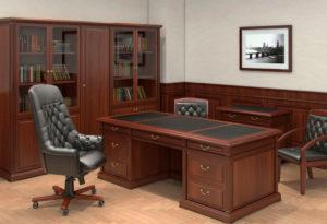 пример 5 мебель для кабинета на заказ