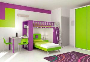 пример 6 мебель для детской комнаты на заказ