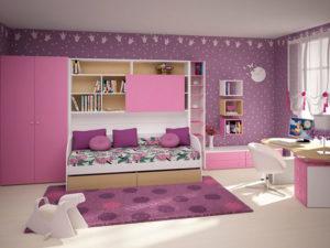 пример 8 мебель для детской комнаты на заказ
