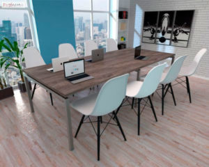 пример 9 стол для конференций на заказ
