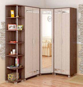 пример 9 мебель для прихожей на заказ
